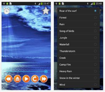 Nature Sounds Relax and Sleep | TecheNet | a Menina Digital