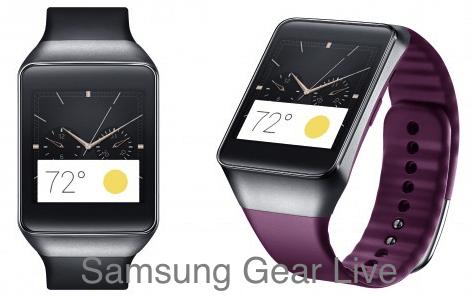 Samsung Gear Live | TecheNet (foto: reprodução da internet)