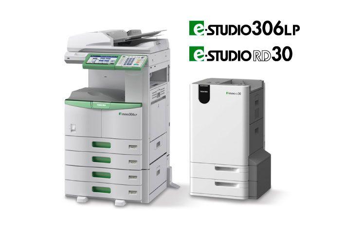 Toshiba_e-STUDIO306LP_RD30_logos