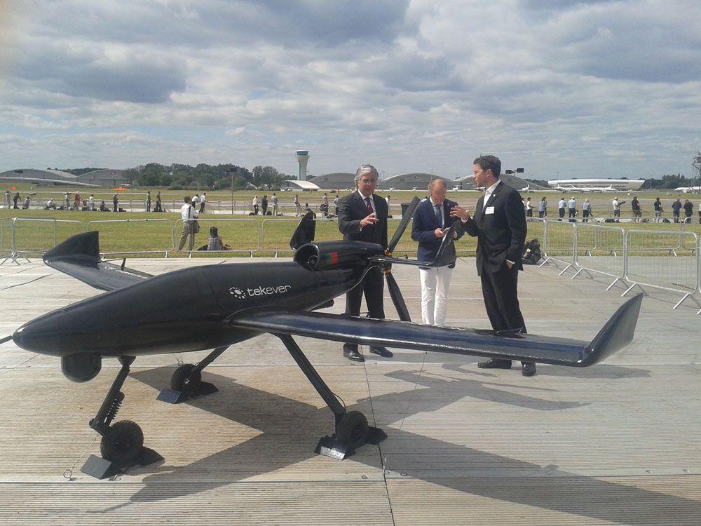 AR5 Life Ray Evolution , um drone 100% fabricado em Portugal