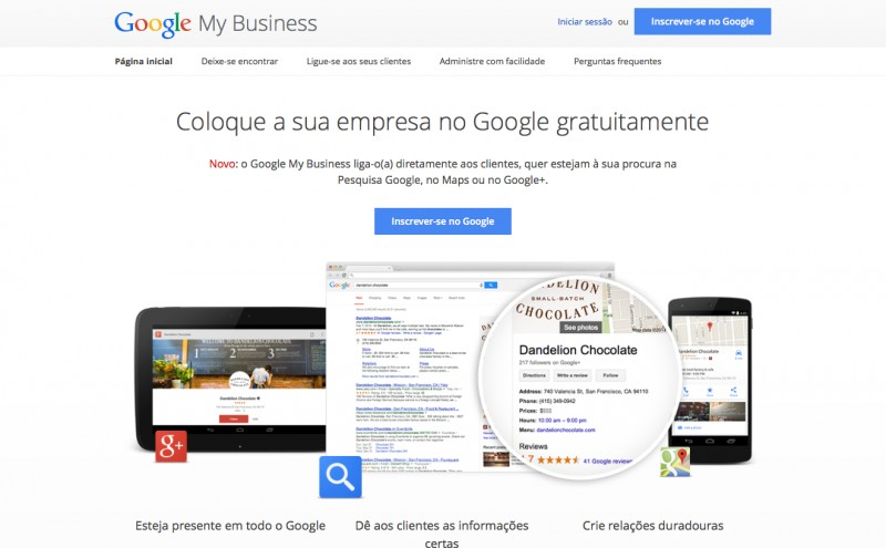 google my business | techenet