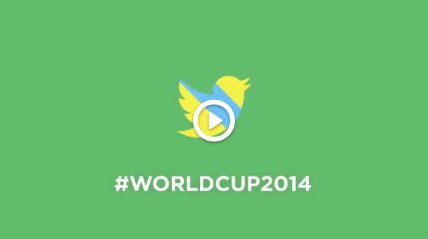 #Copa2014 no Twitter - Marcas O Twitter foi a plataforma escolhida pelas personalidades, pelas marcas e pelo público para seguir a Copa do Mundo.