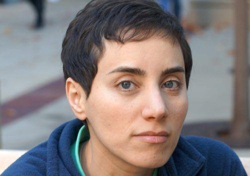 Maryam Mirzakhani. Imagem: International Mathematical Union (IMU)
