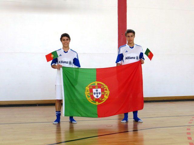Jovens portugueses estagiaram em Munique com a Allianz Portugal
