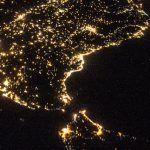 Estreito de Gibraltar e Marrocos