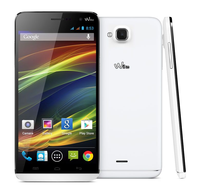 Wiko_SLIDE_white