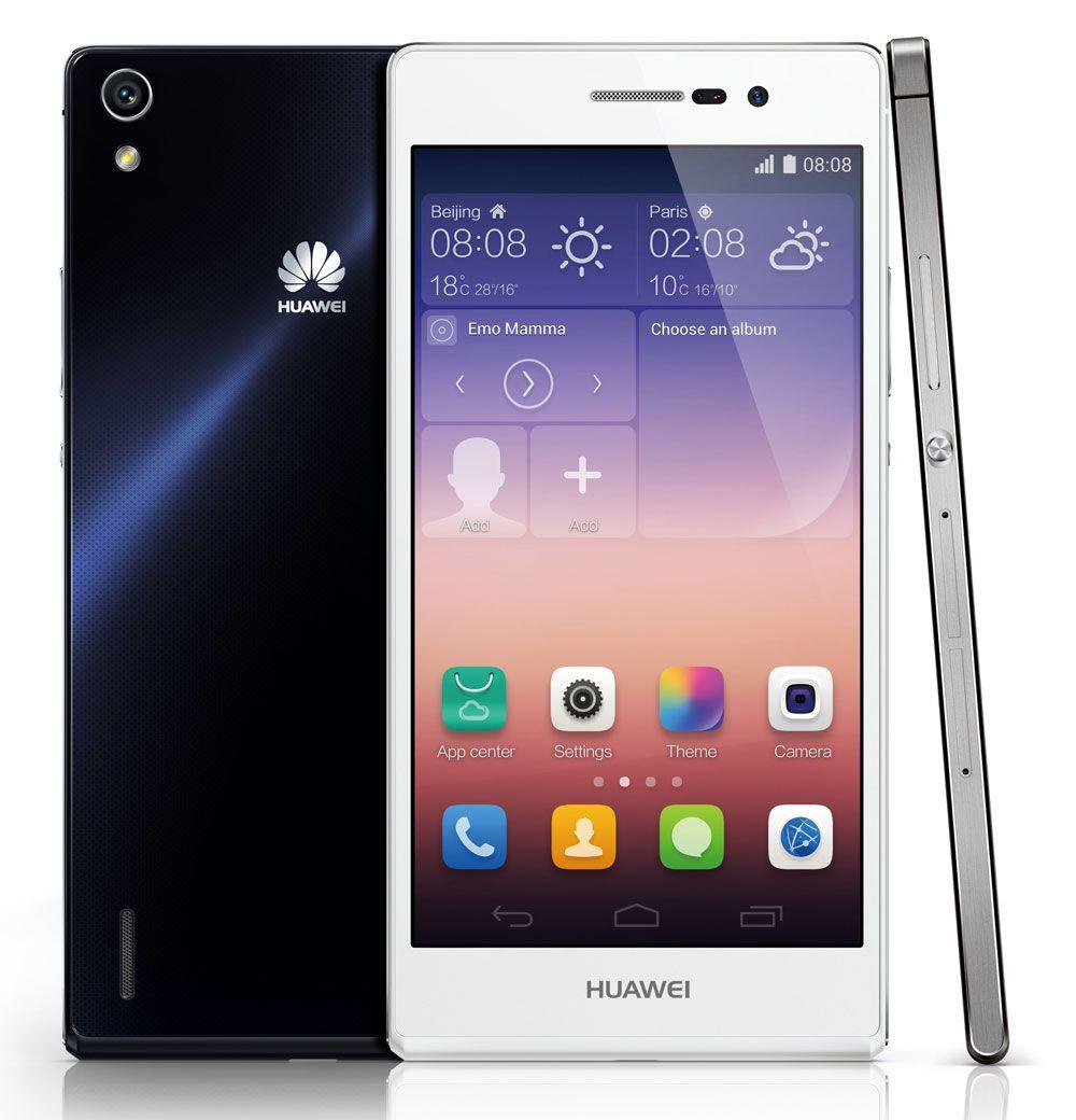Huawei Ascend P7 premiado na EISA