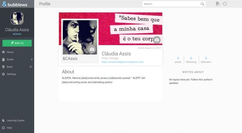 bubblewsdestaque | TecheNet | a Menina Digital