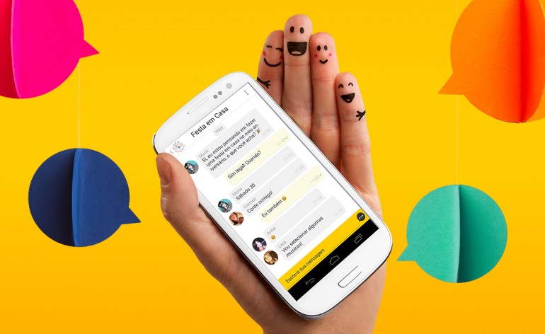 msngr | TecheNet | a Menina Digital