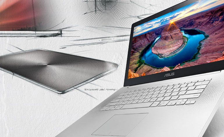 Ultrabook ASUS Zenbook NX500