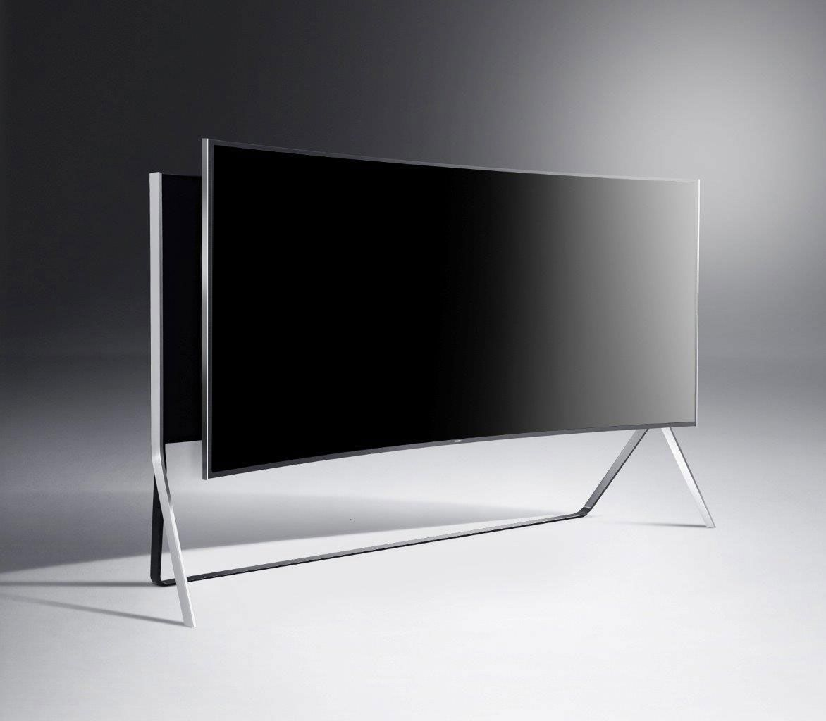 nova samsung TV UHD Flexível