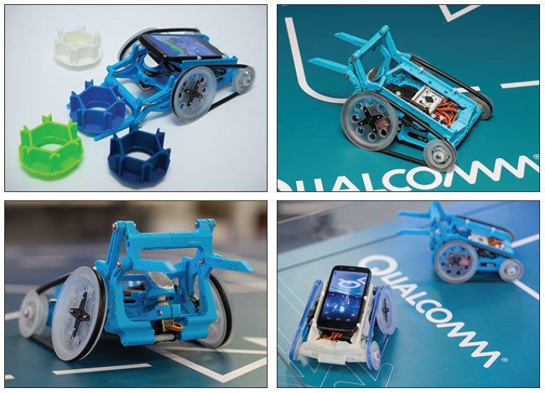 Snapdragon-Micro-Rover