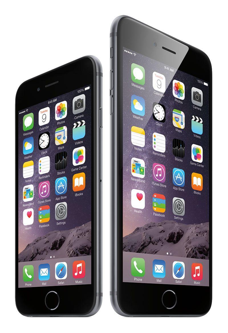 Apple iPhone 6 e iPhone 6 Plus