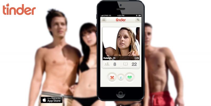Tinder-homepage