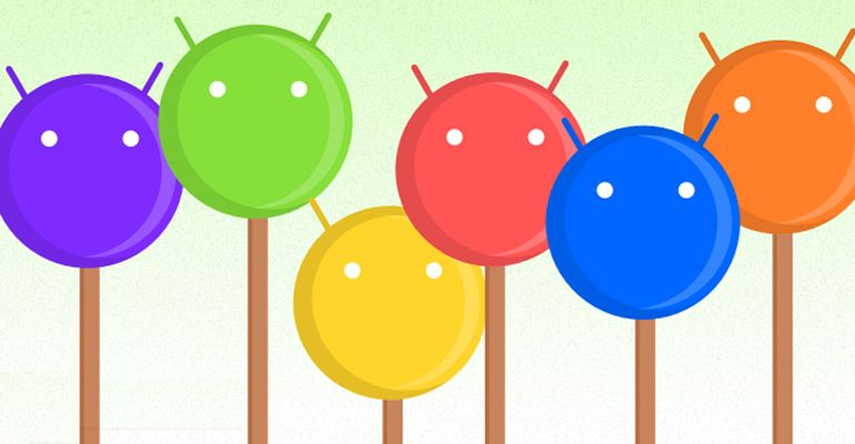 Google Android L Casting