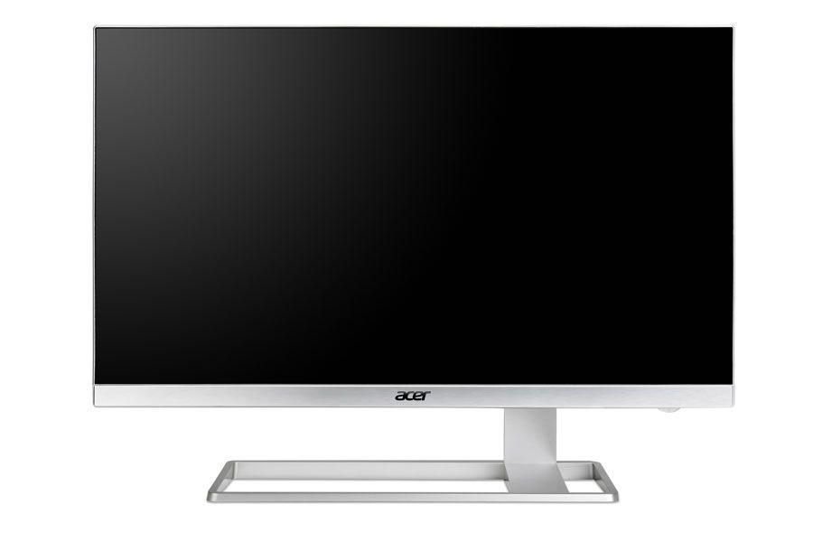 Acer S277HK com design ZeroFrame