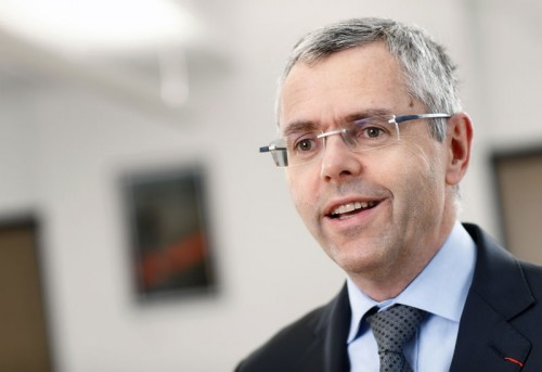Michel Combes, CEO da Alcatel-Lucent