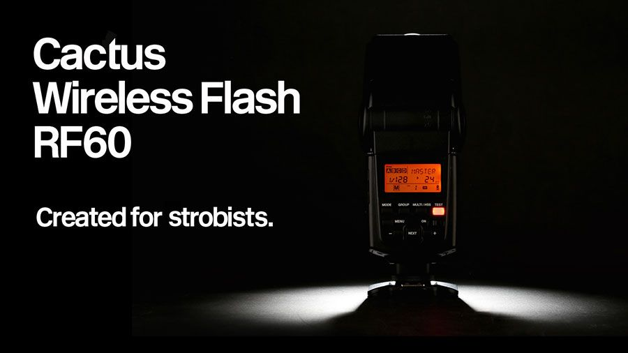 Wireless Flash RF60