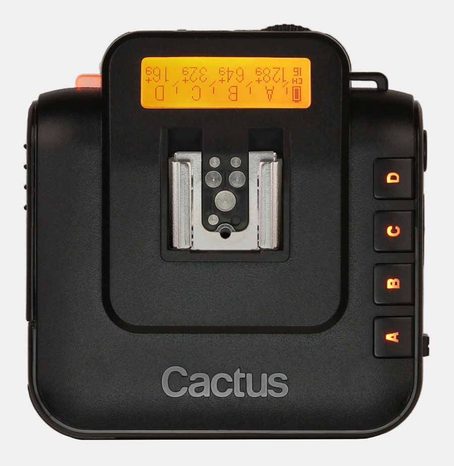 Cactus-Wireless Flash Transceiver V6