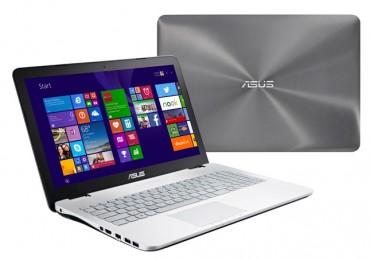ASUS anuncia portáteis N551 e N751