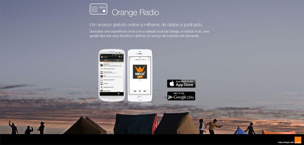 Orange Radio, um novo conceito de rádio