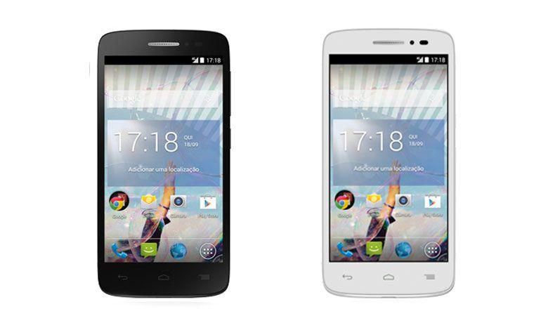 NOS lança Roya, um smartphone 4 G com preço acessível