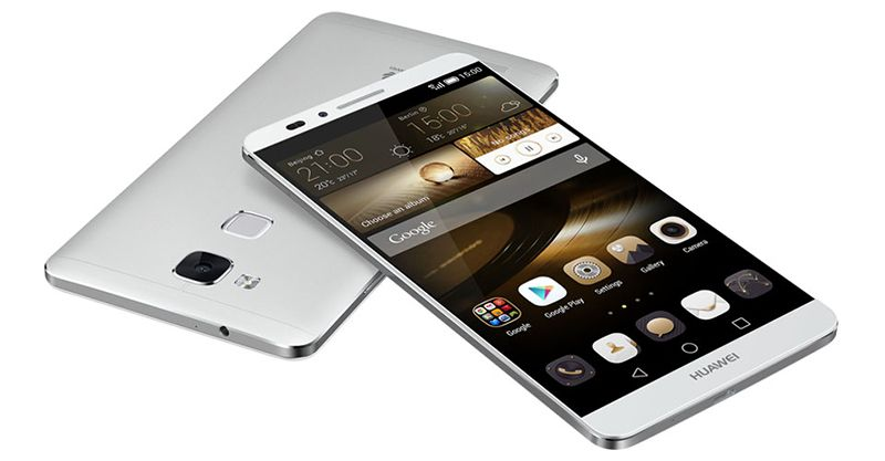 smartphone Ascend Mate 7