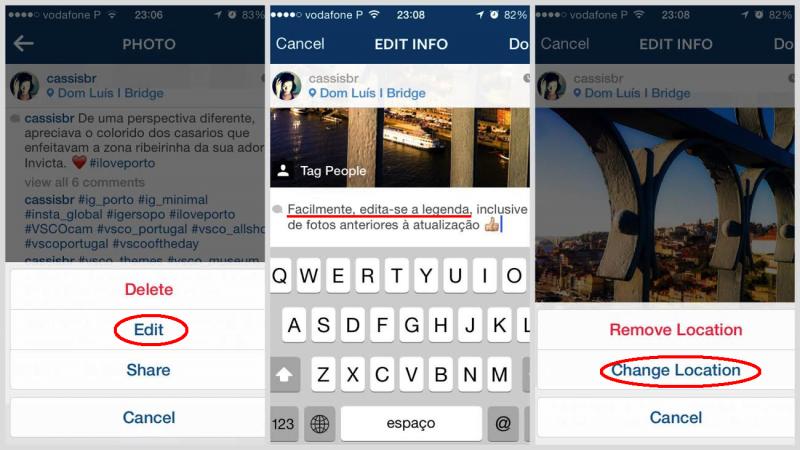 instagram-atualização-editar legenda-techenet-cassis