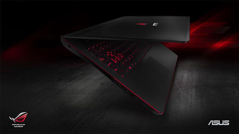 laptop Asus GL771