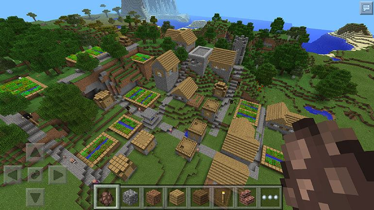 Minecraft: Pocket Edition para Windows Phone 8.1