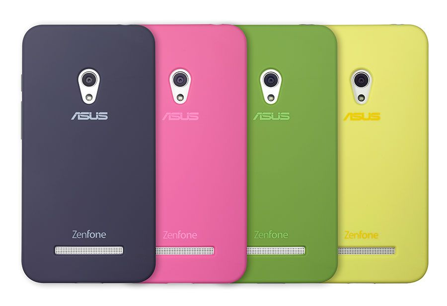 Capas ZenFone-5