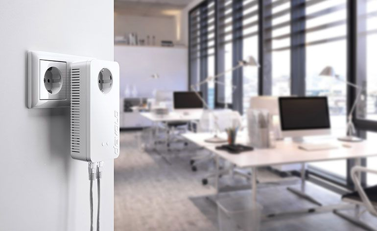 novo Powerline dLAN 1200+ Wi-Fi