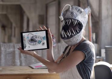 """Change"": vídeo comercial do iPad Air 2"