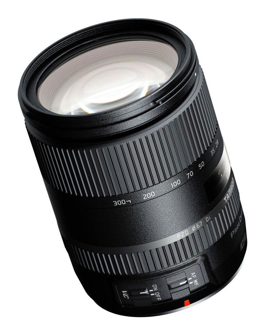 """Tamron 28-300mm é a nova objetiva """"All-in-One"""" para câmaras DSLR"""