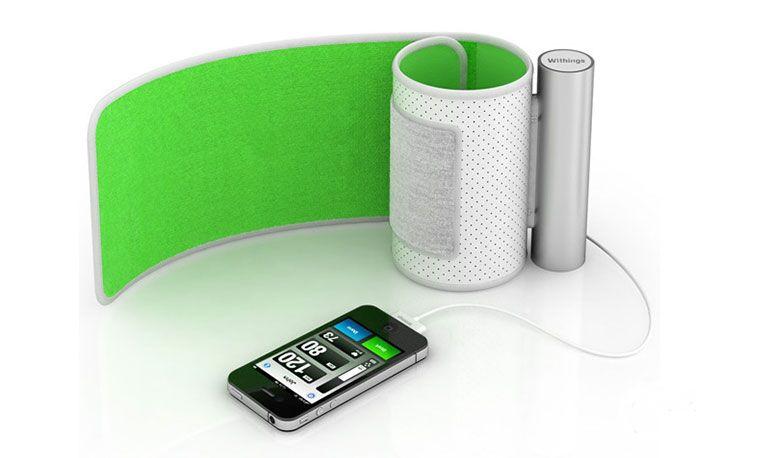 medidor de pressão arterial Withings Monitor