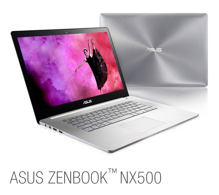 ASUS ZenBook NX500 Series