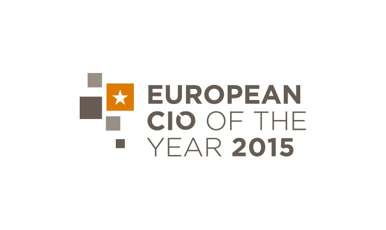 European CIO of the Year 2015