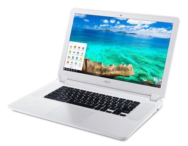 Acer Chromebook 15 com ecrã de 15,6 polegadas