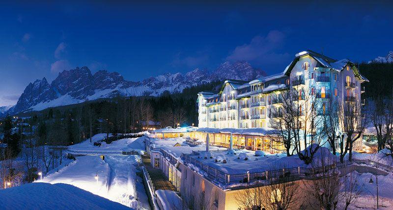 Cristallo Spa & Golf – Cortina d'Ampezzo (Itália)