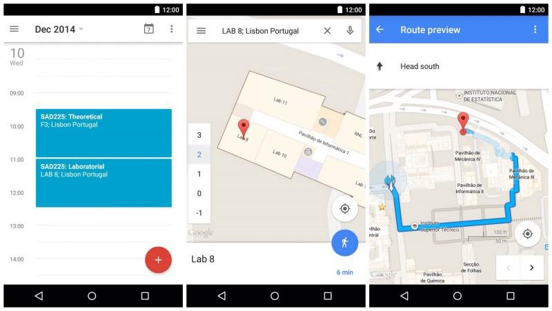 fenixedu-indoor-google-maps