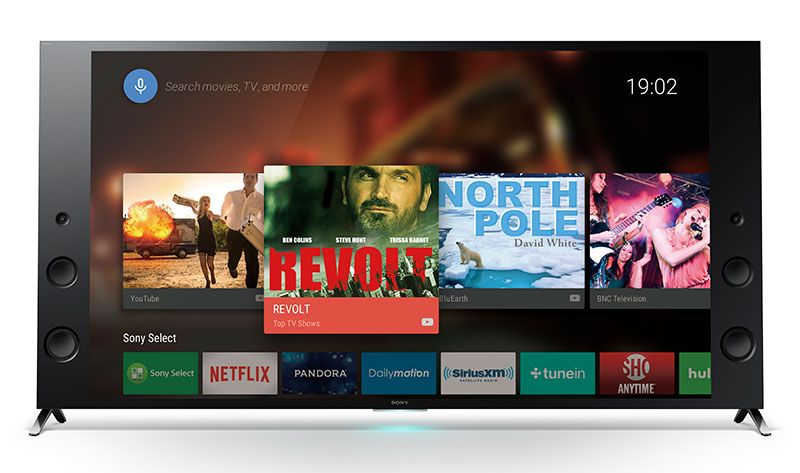 TV Sony Bravia com Android
