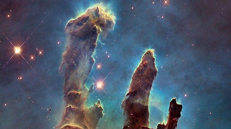 Pilares da Criação - 2015 - capa