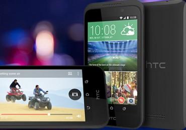CES 2015 HTC Desire 320