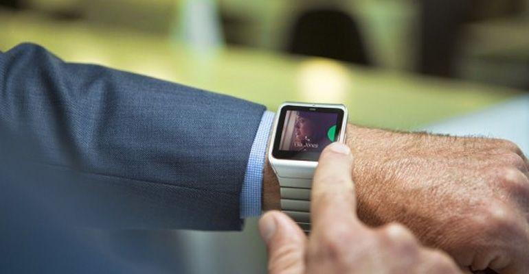 CES 2015 Sony Smartwatch 3