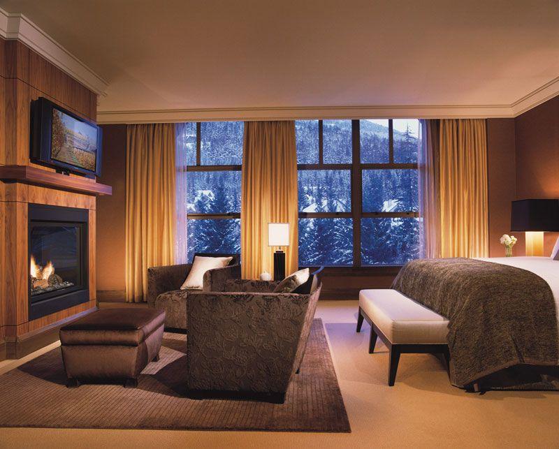 Four Seasons Whistler – guestroom