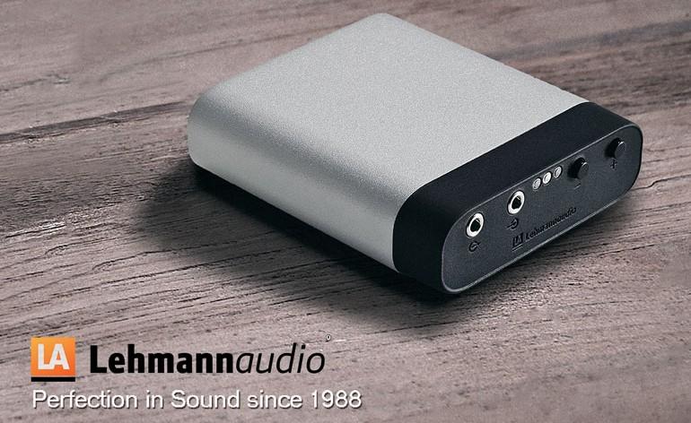 Lehmmann Audio Traveller - amplificador para auscultadores