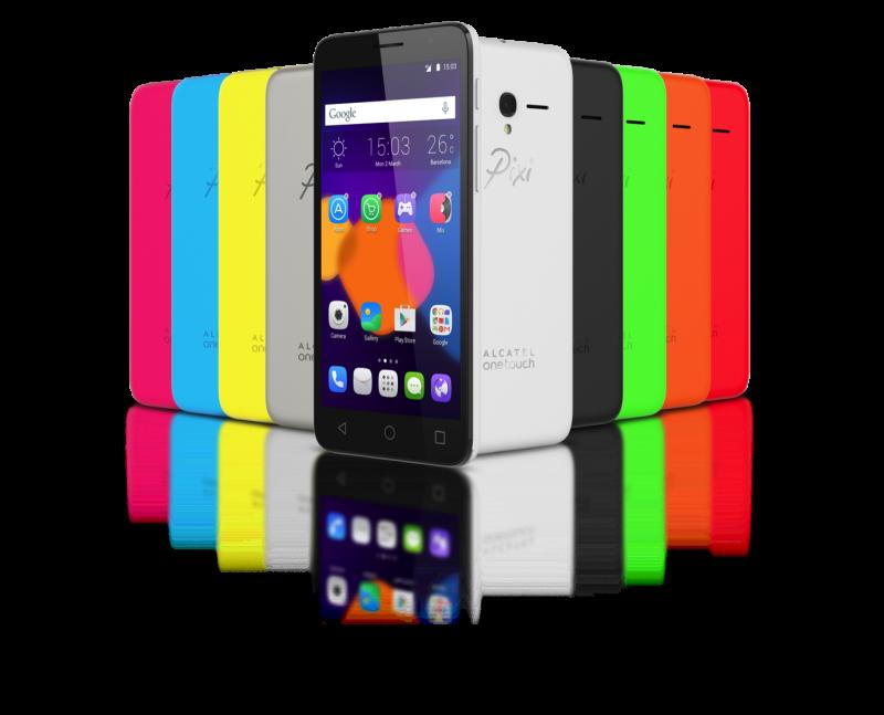 Pixi 3 smartphone