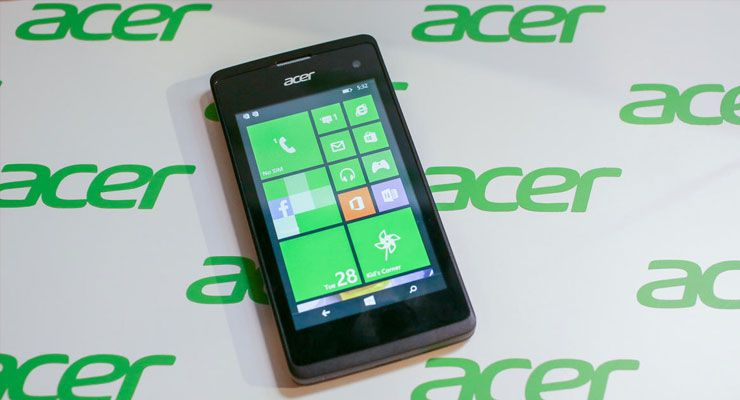 MWC 2015 Acer M220
