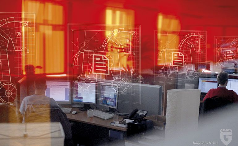 G Data: csm_IT_Network_Trojans