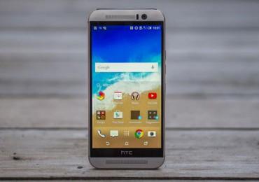 MWC 2015 HTC One M9